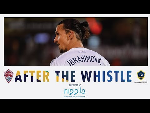 Video: After the Whistle presented by Ripple Foods: Zlatan Ibrahimović | Sept. 11, 2019