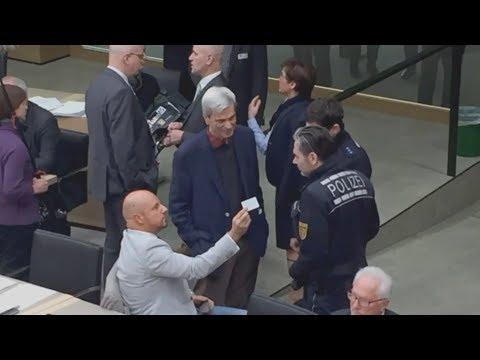 Baden-Wuerttemberg: Stefan Räpple (AfD-Landtagsabgeor ...