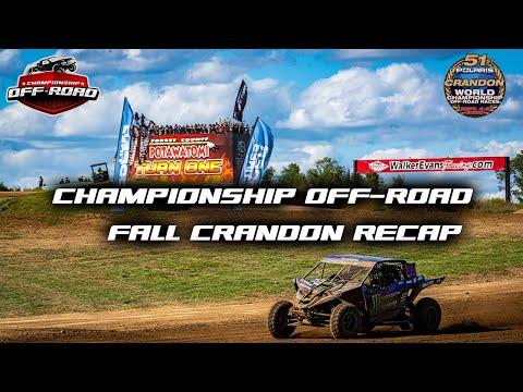 Championship Off-Road | 2020 | Fall Crandon Recap