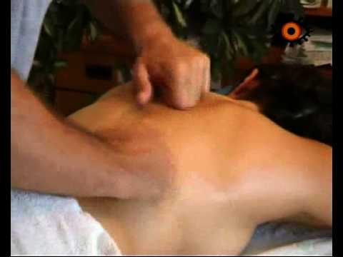 Técnicas básicas de masaje. Espalda