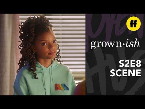 grown-ish Season 2, Episode 8 | Jazz & Sky Argue | Freeform