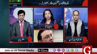 Election Transmission special PART-1