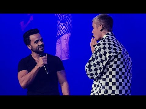Luis Fonsi Defends Justin Bieber's Decision to Not Sing