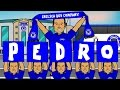 THE PEDRO STORY Pedro is my Name-O song (Chelsea Man Utd transfer from Barcelona)