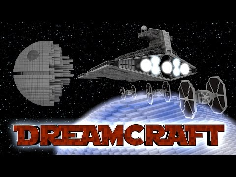 craft - Minecraft comes together with Star Wars perfectly in the mod pack Dream Craft! This Mod Pack has Futuristic Minecraft Mods along side the Minecraft Star Wars Mod! ▭▻ SUBSCRIBE: http://goo.gl/H...