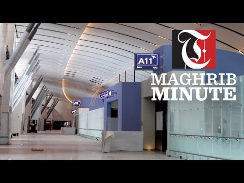 A look inside the new Muscat International Airport