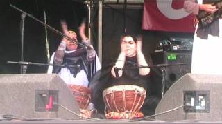 I filmed Mariem Hassan at the Africa Oye Music Festival in Liverpool UK 2011.