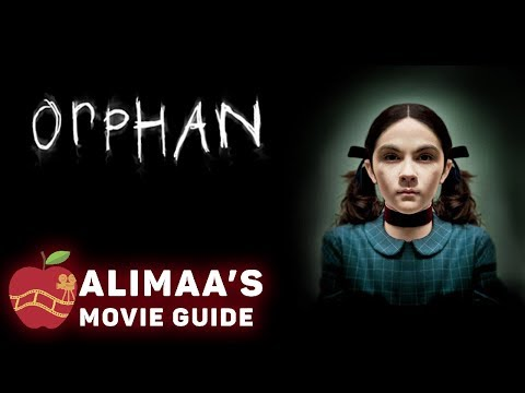 Alimaa's Movie Guide - Orphan (2009)