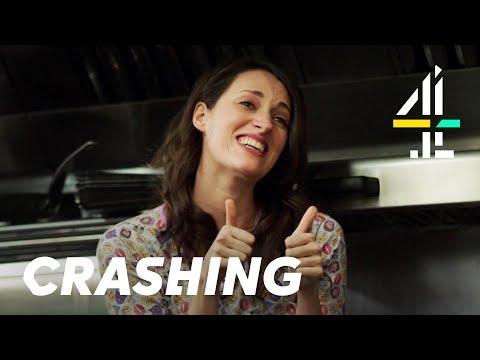 Phoebe Waller-Bridge's FUNNIEST Scenes in Crashing! | Part 2