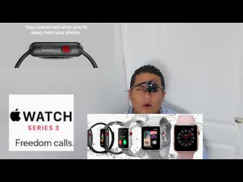 NEW Apple Watch Series 3 IS NOW MORE ACCESSIBLE