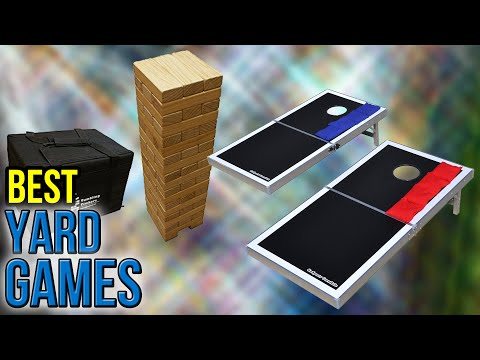 10 Best Yard Games 2016