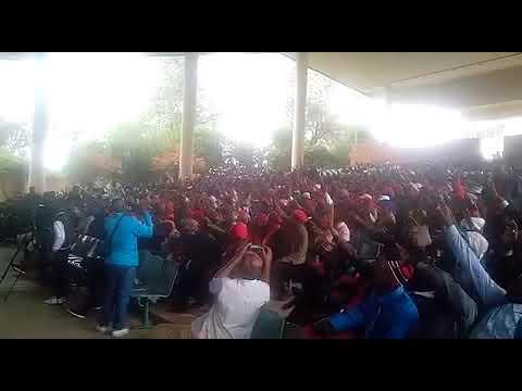 Khupe rally kicks off in Bulawayo