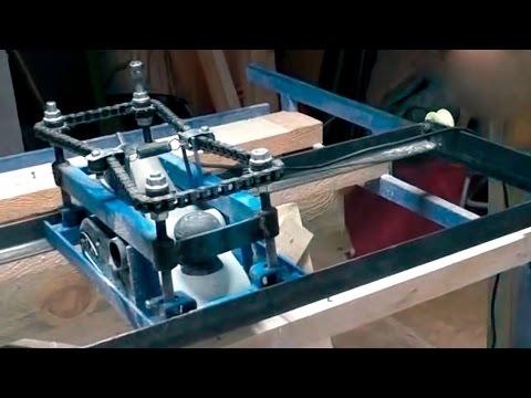 самодельные деревообрабатывающие станки приспособления и оснастка