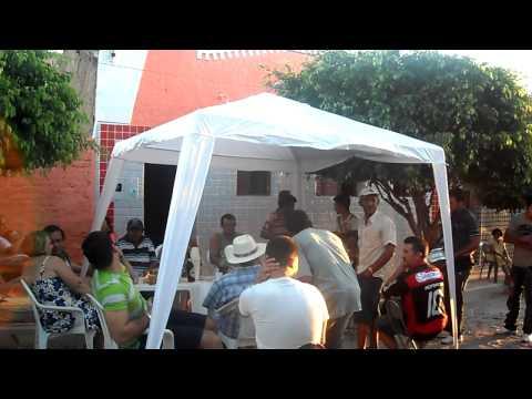 São João em Boa Ventura, na casa de Edmundo Tavares e Quitéria Pinto Brandão.
