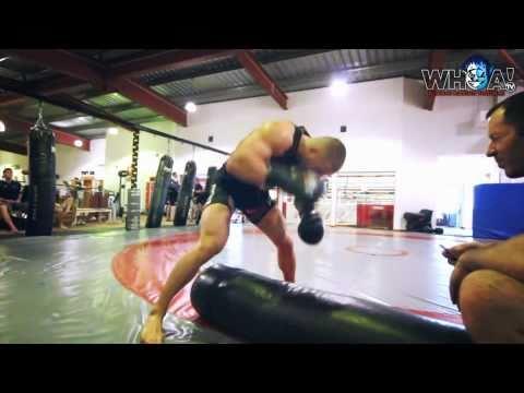 Karlos Vemola talks UFC 122 vs Seth Petruzelli