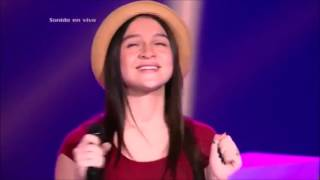 Dana, Laura, Oriana - Just give me a reason de Pink (cover) – LVK Col – Batallas
