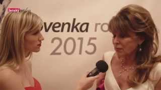 Slovenka roka 2015: Galavečer bol úžasným vyvrcholením 7. ročníka