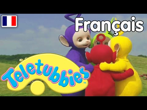Teletubbies pour 1 heure! - Épisodes Complètes en Français!