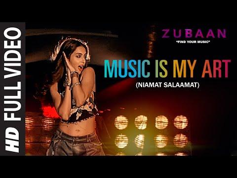 Music Is My Art (Niamat Salaamat) Full Video Song