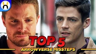 Video Top 5 Biggest Mistakes in the Arrowverse So Far MP3, 3GP, MP4, WEBM, AVI, FLV September 2018