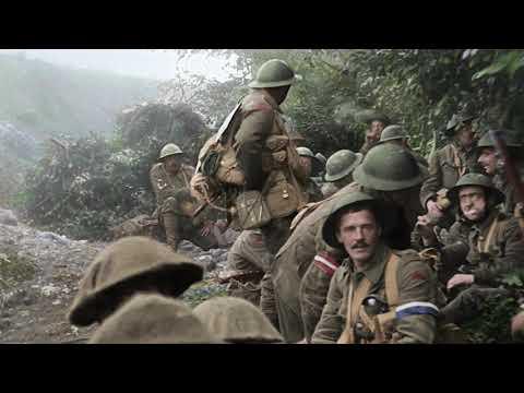 Оскароносный режиссёр Питер Джексон оживил солдат Первой мировой в своём новом фильме «Они не состарятся» (видео)