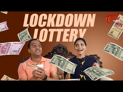 Lockdown Lottery | Latest Telugu Short film 2020 | by Suresh Rayapalli | TeluguOne