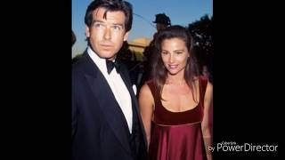 Pierce Brosnan et keely shaye smith💝💘💍