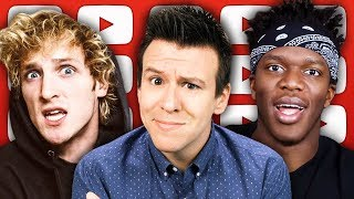 Video Trump Child Separation Confusion, Outrage, Lies & Debate Explained, & Logan Paul & KSI Make History MP3, 3GP, MP4, WEBM, AVI, FLV Juni 2018