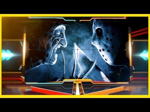 Fictional Fight Commentary Freddy vs Jason