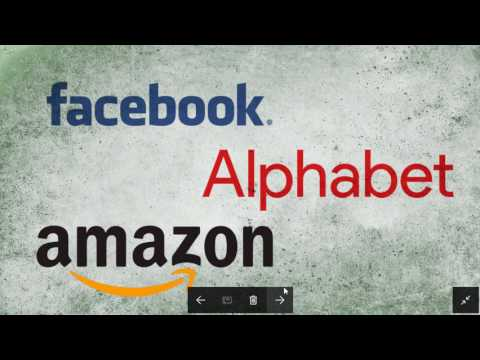 Technology news May 19th 2017 Amazon Alphabet Facebook Chrome FCC and more