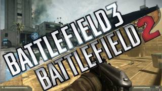 BF2 vs BF3 - Karkand Comparison