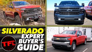 Best Time to Buy a Truck is Right Now! New Chevy Silverado Expert Buyer's Guide Is Here to Help! by The Fast Lane Truck