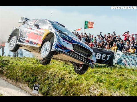 Highlights - 2017 WRC Rally de Portugal - Michelin Motorsport