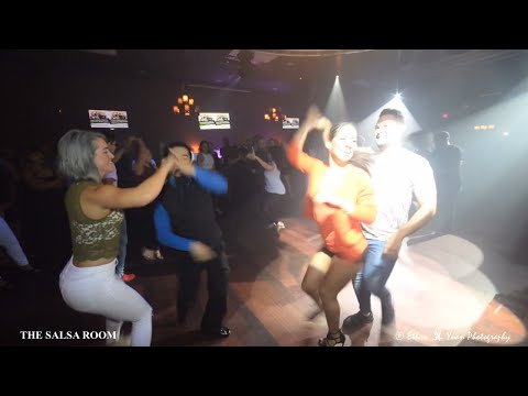 Bachata Dance Contest At THE SALSA ROOM