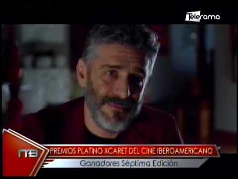 Premios Platino Xcaret del cine Iberoamericano ganadores séptima edición