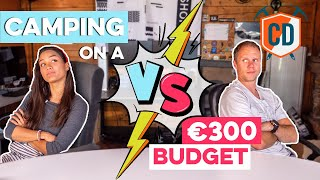 €300 BUDGET Challenge: Camping While Climbing | Climbing Daily Ep.1671 by EpicTV Climbing Daily