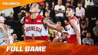 Enjoy the full action of Slovenia v Indonesia on day 2 of the 2016 FIBA 3x3 World Championships in Guangzhou (CHN). Subscribe to the FIBA3x3 channel: ...