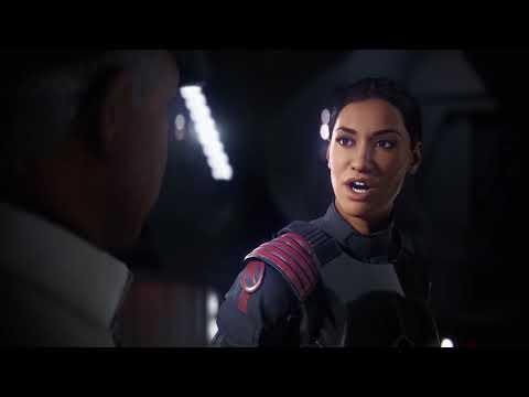 Campaign Story Mode Cutscene Trailer de Star Wars : Battlefront 2