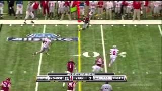 Terrele Pryor vs Arkansas vs  ()