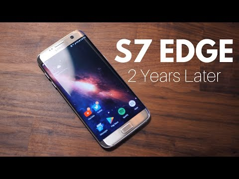Galaxy S7 Edge Revisit: 2 Years Later!