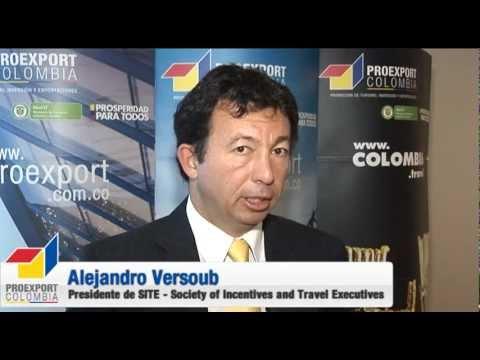 Creatividad, el elemento clave para hacer de Colombia un destino de viajes incentivos