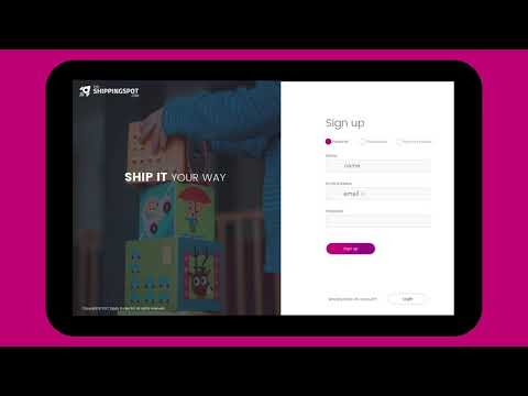 The Shipping Spot  - How It Works