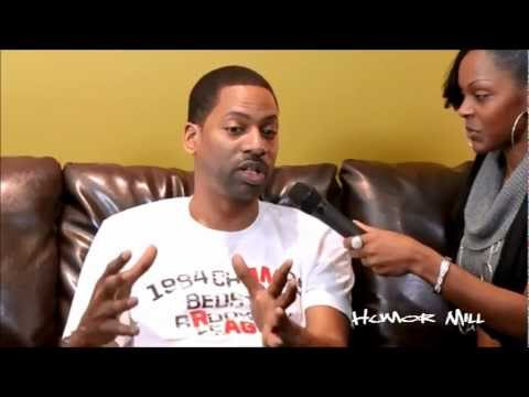 Interview With Apollo Live's Host Comedian Tony Rock!