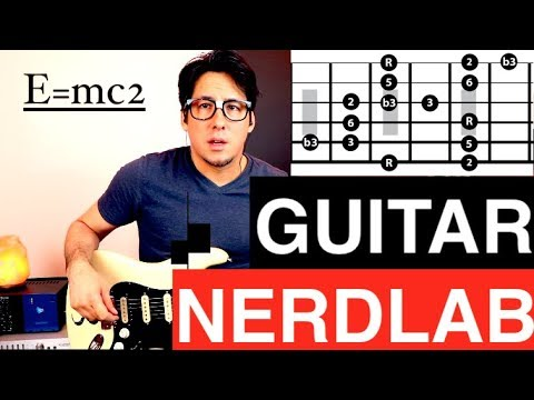 Guitar NERD-LAB: Soloing Using Different Scales and Modes