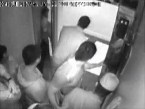 footage - Actual Vhong Navarro CCTV Footage During Forbeswood Heights Condominium Incident On January 22, 2014 Released By NBI - Vhong Navarro didn't rape Deniece Corn...