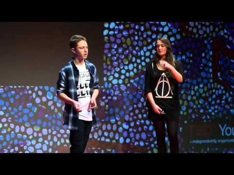 A kérdés kérdése I Maia és Jotám Ben-Yami I TEDxY@Budapest2014