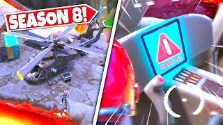 *NEW* SECRET MOVING HELICOPTER *MOVED AGAIN* EXPOSING HIDDEN DETAILS FOR NEXT EVENT! SEASON 8 UPDATE