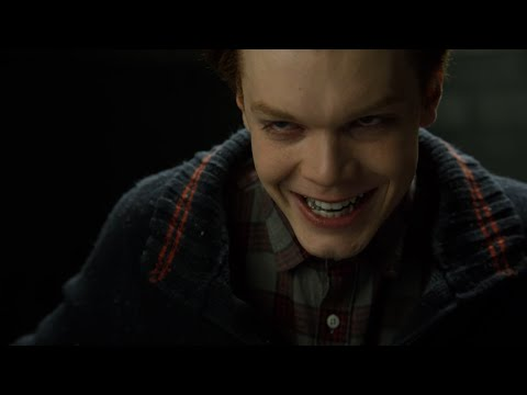 "Gotham: Jerome melts down, becomes the Joker - ""The Blind Fortune Teller"" Clip (FULL HD)"