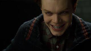 Gotham: Jerome melts down, becomes the Joker -