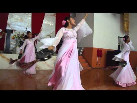 alabanzas y danza -